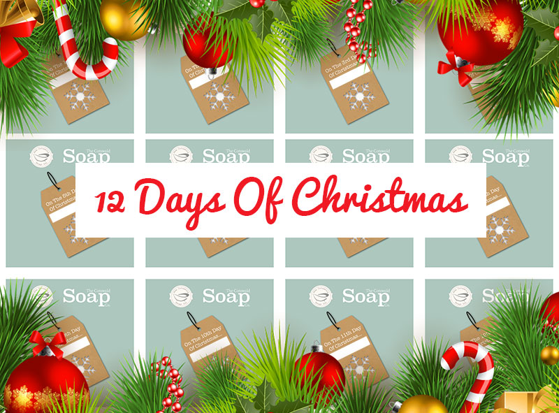12 days of Christmas…