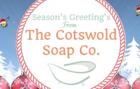 Christmas Gifts Cotswold Soap Co Handmade Soap