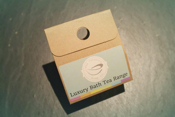 Luxury Bath Tea Range