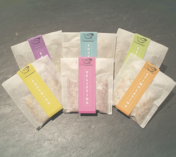 Luxury Bath Tea Range