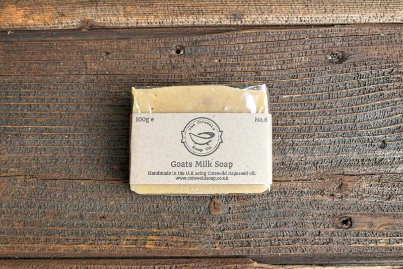 Goats Milk Soap Gift Set