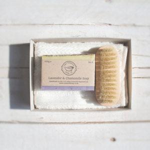 Lavender & Chamomile Soap Gift Set