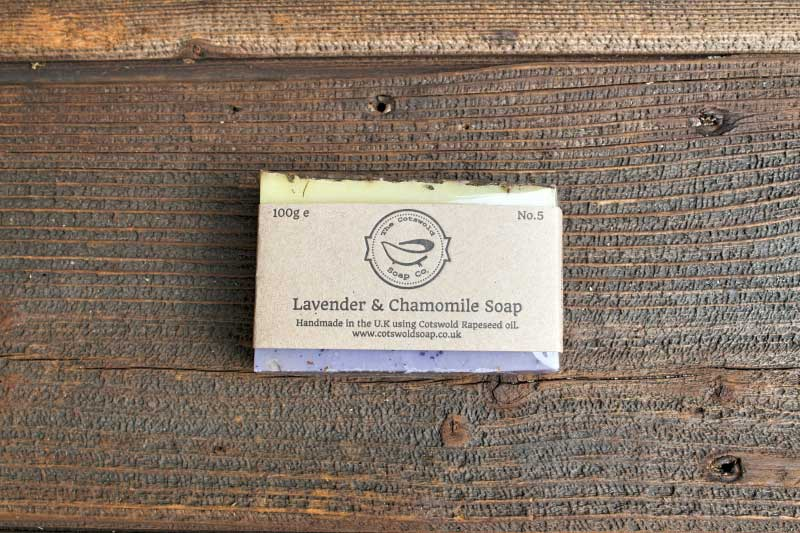 Lavender & Chamomile Soap