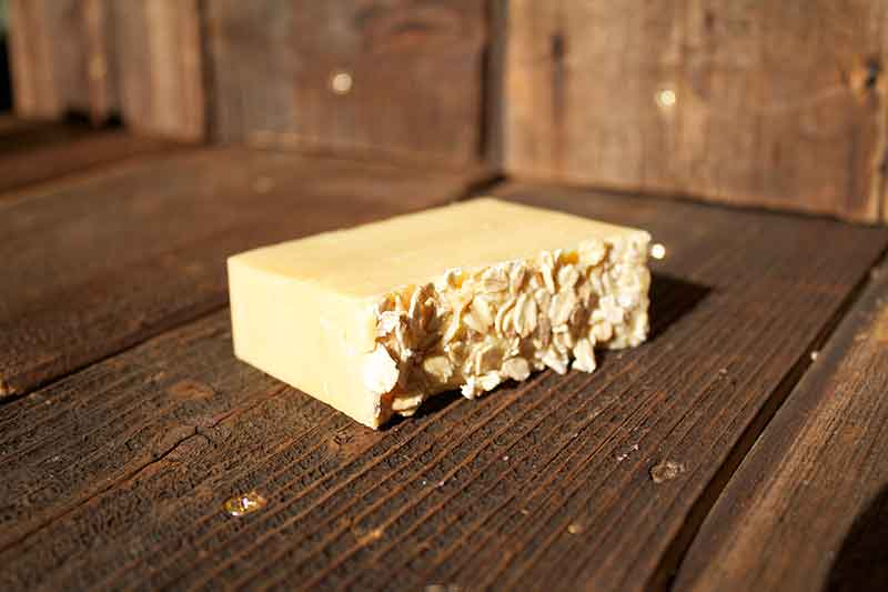 Lemongrass, Oats & Cotswold Honey Soap Gift Set