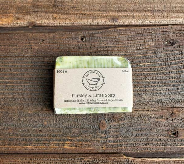 Parsley & Lime Soap