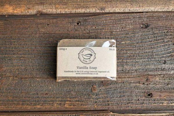 Vanilla Soap Gift Set