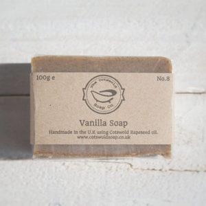 Vanilla Soap
